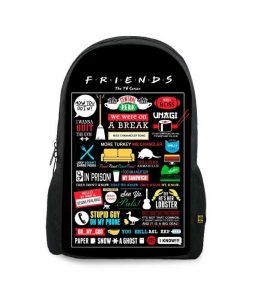 friends bagpack