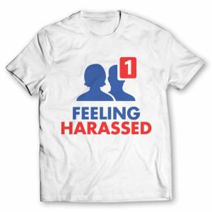 feeling harassed printed graphic t-shirt | online shopping in pakistan