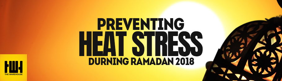 Heat Stress during ramzan