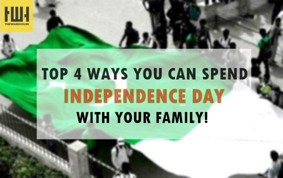 Independence Day with your Family