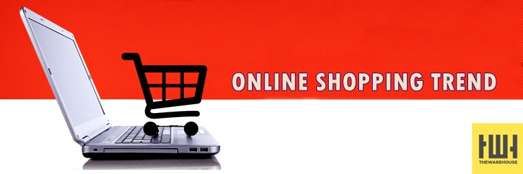 ONLINE SHOPPING TREND