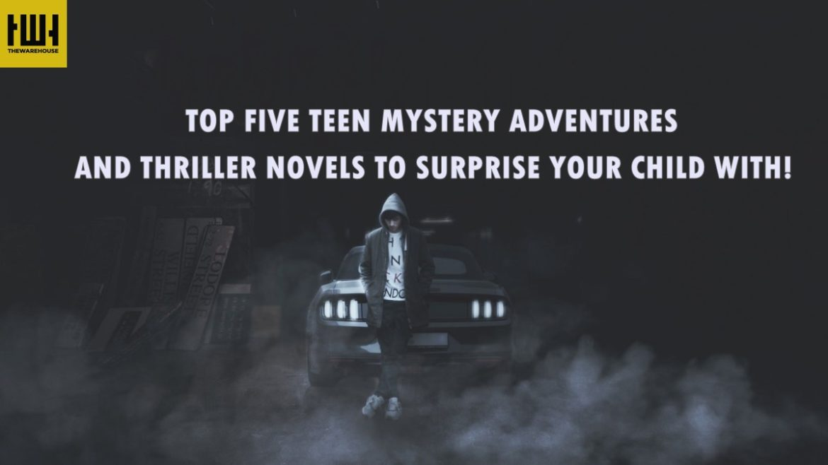 Teen Mystery Adventures and Thriller