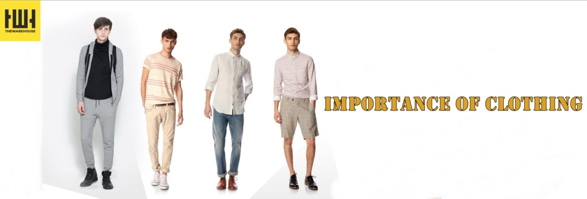 importance of clothing