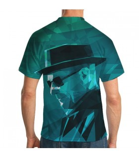 Breaking Bad Mr White ALL OVER PRINTED T-SHIRT