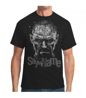 Breaking Bad Say my name ALL OVER PRINTED T-SHIRT
