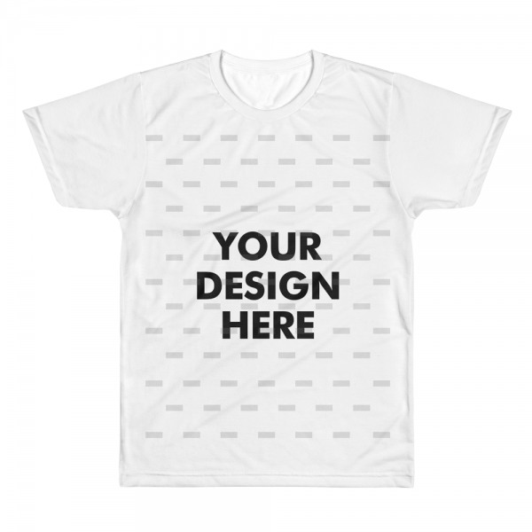 Create Your Own Men/Women All Over T-Shirt