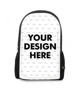 CREATE YOUR OWN CUSTOM BACK PACK