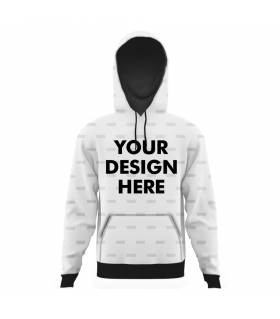 create your own men/women all over hoodie