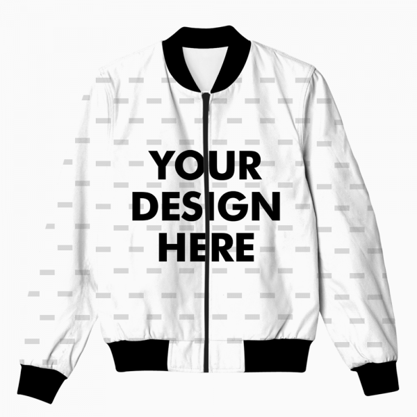 Create Your Own Men/Women All Over Jacket