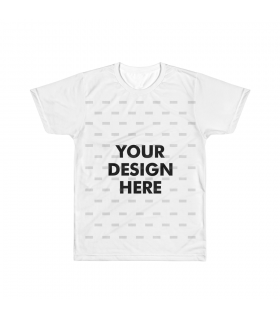 CREATE YOUR OWN CUSTOM KIDS ALL OVER T-SHIRT