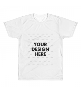 CREATE YOUR OWN MEN/WOMEN GRAPHIC T-SHIRT