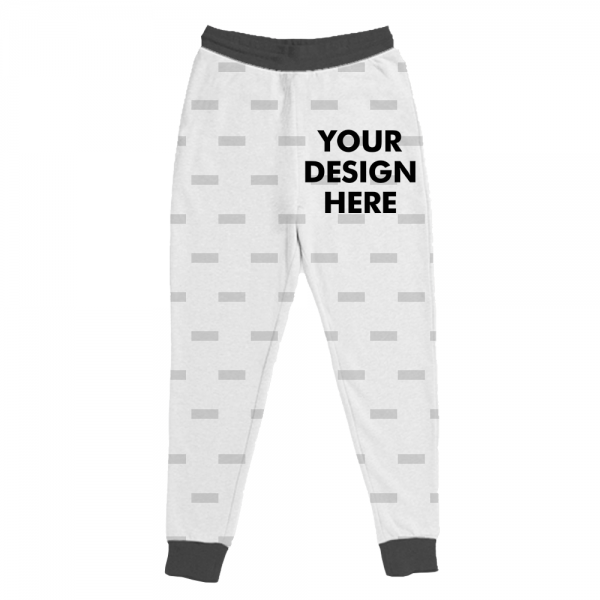 Create Your Own Men/women All Over Jogger Pant