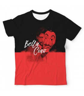 Bella Ciao UNISEX ALL-OVER PRINT T-SHIRT