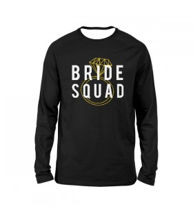 Bride Squad FULL SLEEVES T-SHIRTS