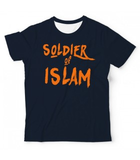 Soldier Of Islam UNISEX ALL-OVER PRINT T-SHIRT