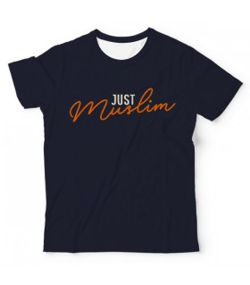 Just Muslim UNISEX ALL-OVER PRINT T-SHIRT