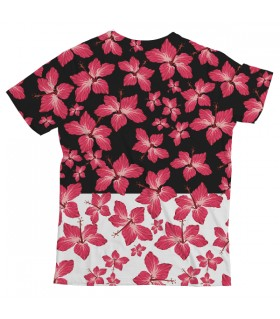 Tropical UNISEX ALL-OVER PRINT T-SHIRT