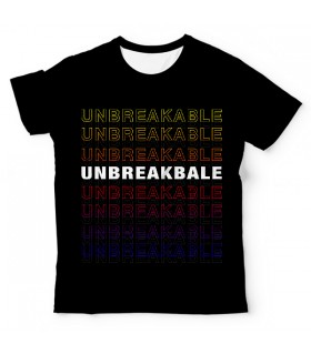 Unbreakable UNISEX ALL-OVER PRINT T-SHIRT