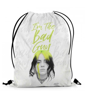 I'M The Bad Guy DRAWSTRING BAG