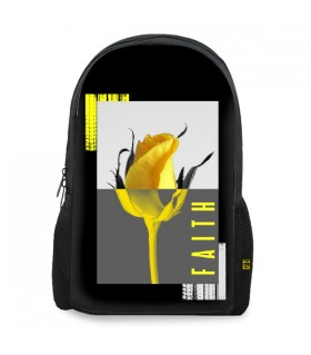 Yellow Faith Aestheticos BACKPACK