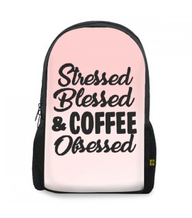 Coffee Posessed Aesthetico BACKPACK