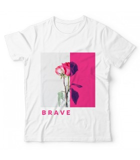 Brave Rose Aestheticos UNISEX ALL-OVER PRINT T-SHIRT