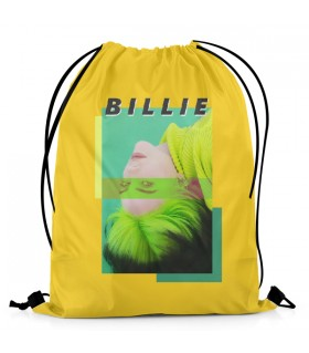 Billie Eilish Aesthetico DRAWSTRING BAG
