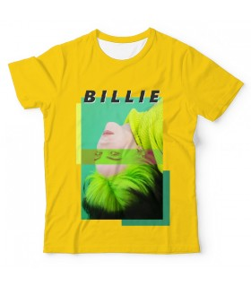 Billie Eilish Aesthetico UNISEX ALL-OVER PRINT T-SHIRT