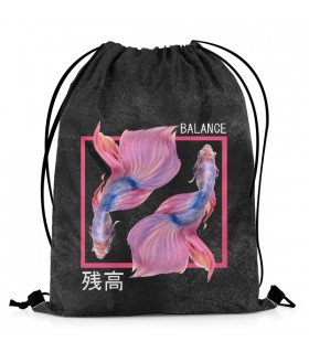 Balance Aestheticos DRAWSTRING BAG