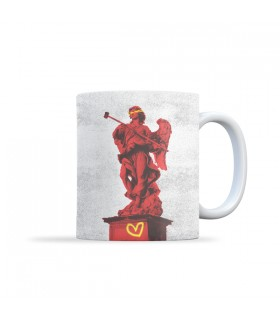 Statue Of Might MUG