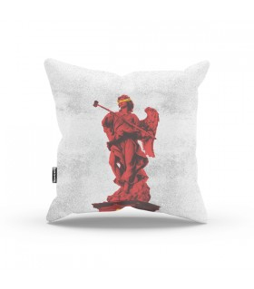 Statue Of Might PILLOW