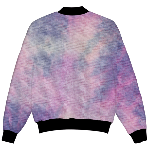 Colorful Tie Dye Unisex Jacket