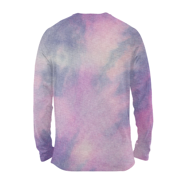 Colorful Tie Dye Full Sleeves T-Shirts