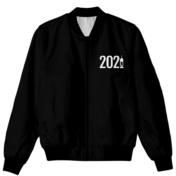 Year Of The Vaccine Unisex Jacket
