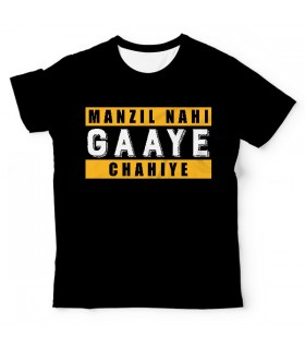 Gaaye Chahiye UNISEX ALL-OVER PRINT T-SHIRT
