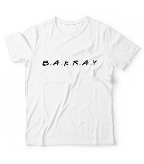 Bakray UNISEX GRAPHIC T-SHIRT