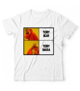 Teddy Bakra UNISEX GRAPHIC T-SHIRT