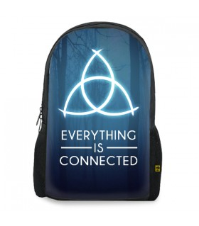 Dark Everything Is Connected BACKPACK
