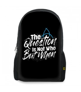 Dark The Question BACKPACK