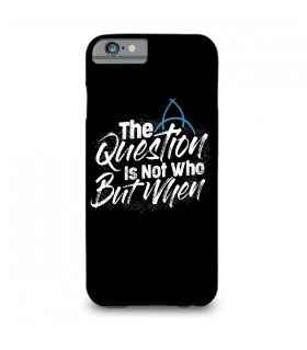 Dark The Question MOBILE COVER