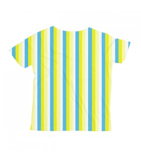 Wizzie KIDS ALL-OVER PRINT T-SHIRT