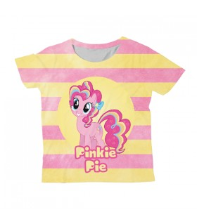 Pinkie Pie KIDS ALL-OVER PRINT T-SHIRT