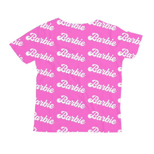 Barbie KIDS ALL-OVER PRINT T-SHIRT