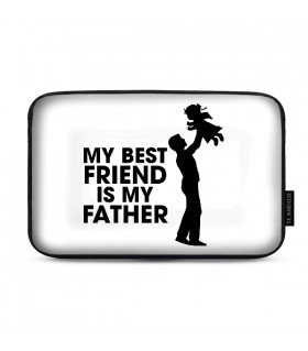My Father LAPTOP SLEEVE