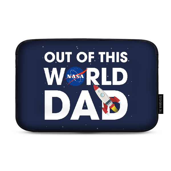 Out Of This World Dad Laptop Sleeve