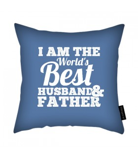 Best Husband And Father PILLOW