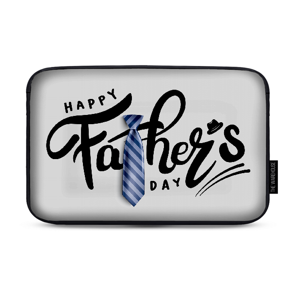Happy Fathers Day Laptop Sleeve
