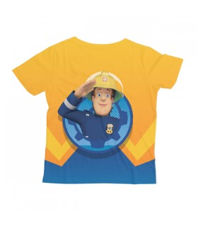 Fireman Sam KIDS ALL-OVER PRINT T-SHIRT
