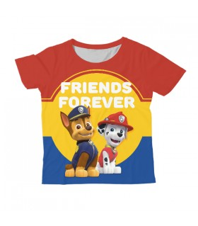 Friends Forever KIDS ALL-OVER PRINT T-SHIRT