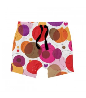 Abstract KIDS SHORTS